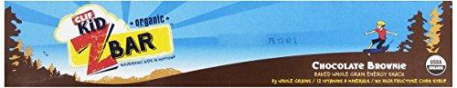CLIF KID ZBAR - Organic Energy Bar - Chocolate Brownie - (1.2 oz)