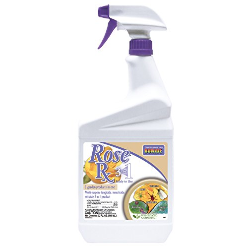 BONIDE PRODUCTS INC 037321008972 BONIDE Products 897 Rose RX Insecticide, Quart, 32 oz