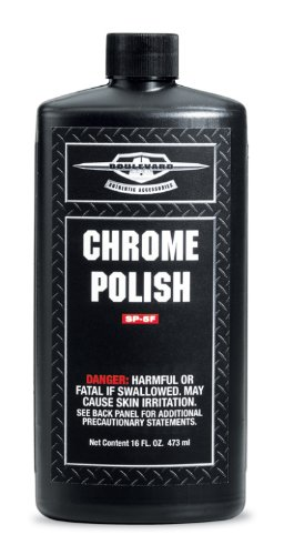 B CHROME POLISH Suzuki