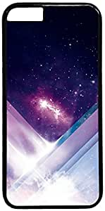 Hard Shell Plastic Case Cover For iPhone 6 Plus (5.5 inch) - Galaxy Space by ruishername