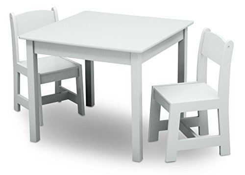 Delta Children MySize Table & 2 Chairs Set, Bianca ()