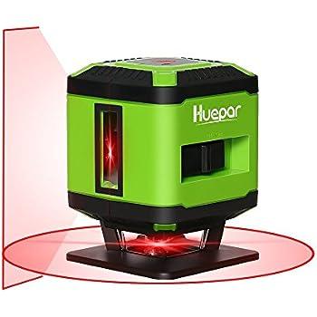 Laser Square Level Tile Laying Huepar Fl360r Floor Laser