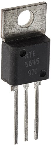 NTE Electronics NTE5645 Triac, TO-220 Isolated Package, 10 Amp, 600V