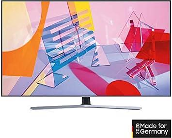 Samsung GQ-43Q64T - Televisor QLED, color gris oscuro, UltraHD / 4K, sintonizador triple, Smart TV: Amazon.es: Electrónica