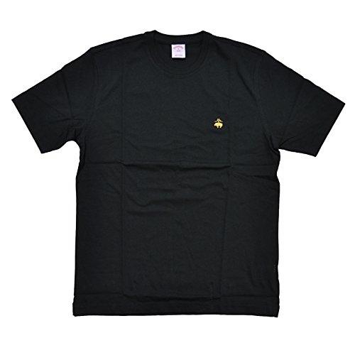 Brooks Brothers Golden Fleece Crew Neck T-Shirt (XL, Black)