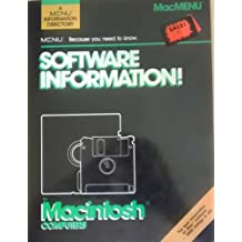 Software Information for MacIntosh Computers, 1989, Vol 5., No. 2