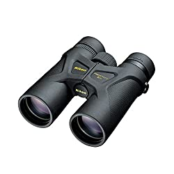 Nikon 16031 Prostaff 3s Roof Prism Waterproof Binocular, 10x42