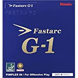 ニッタク(Nittaku) 卓球 ラバー ファスタークG-1 裏ソフト テンション NR-8702(スピン)