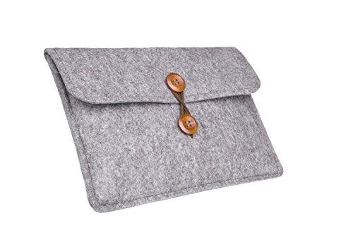 Bear Motion for iPad - Premium Felt Sleeve Case for iPad 2 /