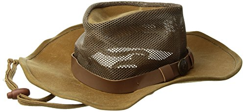 - Outback Trading Kodiak Hat with Mesh, Field Tan, M