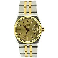 Rolex Oysterquartz Quartz Male Watch 17013 (Certified Pre-Owned)