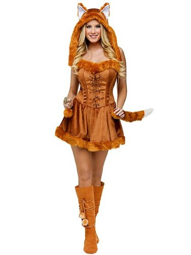 Foxy Lady Adult