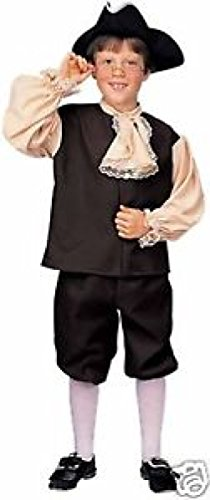 Minute Man Costume (Colonial Boy Costume Minuteman Costume Rubies Kids Revolutionary War Era51)