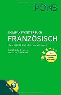 Pons Großwörterbuch Französisch Französisch Deutsch Deutsch