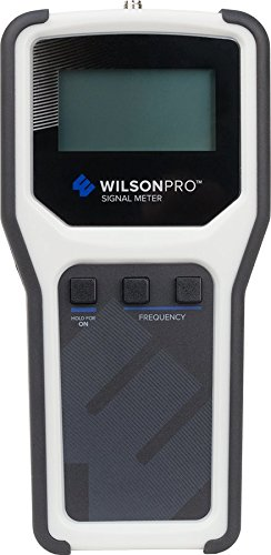 WilsonPro 460118 RF Cellular Signal Meter by weBoost