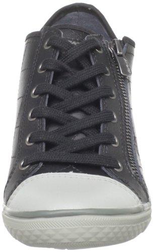 DKNY Brayden Sock Damen Sneaker Grau Grau