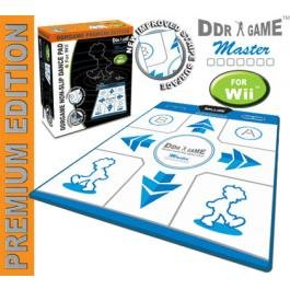New Wii Non-Slip Premium Edition Dance Pad Arcade Sized Circuitry Six Directional Buttons (Premium Dance Edition Pad)