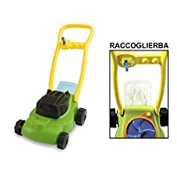 ADRIATIC 219/L Tupiko Lawnmower with The Granules Box, Multi-Color, One Size