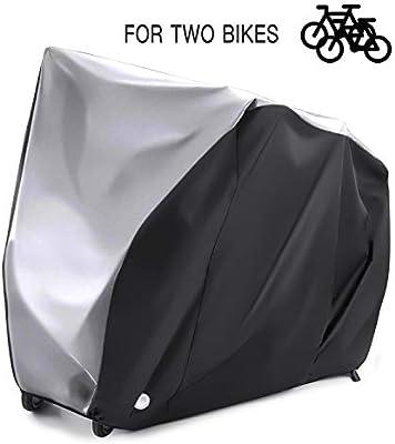 Alfheim Funda Bicicleta para 2 Bicicletas - 210D Nylon Tarea ...