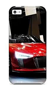 New Arrival Iphone 5c Case Audi E Tron Spyder 2011 Case Cover