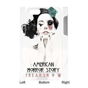 American Horror Story Coven Custom 3D Case for Iphone 4,4S, 3D Personalized American Horror Story Coven Case