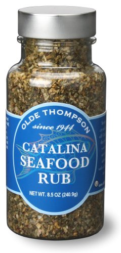 Olde Thompson Catalina Seafood Rub, 8.5-Ounce (Pack of 3), My Pet Supplies