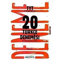 Okyanus TYT 20 Türkçe Denemesi-YENİ