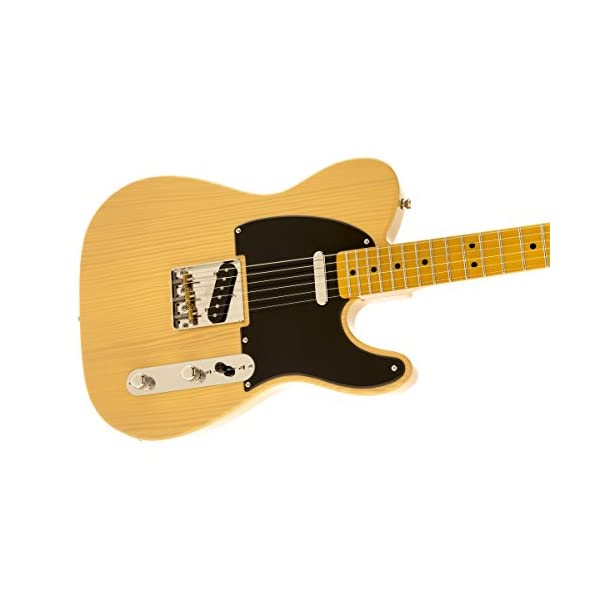 Squier By Fender Classic Vibe Telecaster 50s Butterscotch Blonde