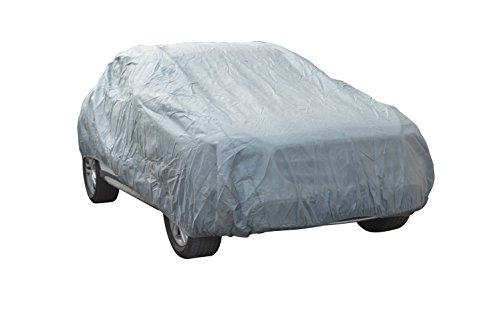 Fasmov Universal Car Cover Fits Sedans Up To 210 Inches Gray