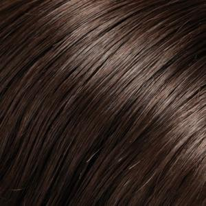 12'' easiXtend Professional Human Hair 8 pc Clip In Women's Extensions by EasiHair - Color 6 by easiHair (Image #1)