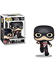 Funko Pop! Marvel: Falcon and The Winter Soldier - US Agent #815