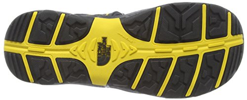 Noir Sandales Eys FACE Freesia Tnf Homme Plateforme THE Yellow II Hedgehog NORTH Black 0nqHO