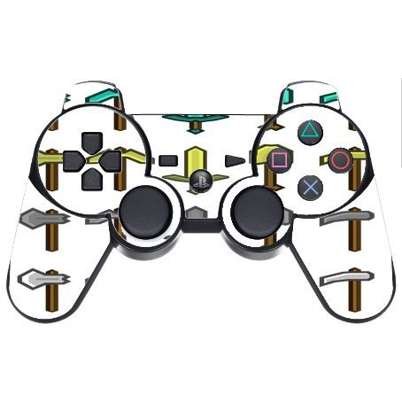 minecraft ps3 controller - 1