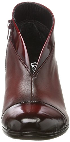 Gabor Women's Enfield Ankle Boots Red (Chianti/Cherryeff) 62VpQZ