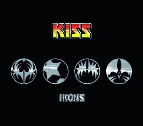 IKONS [4 CD Set] Box set Edition by KISS (2008) Audio CD