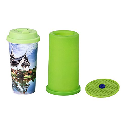 3D Sublimation Silicone Mold Straight Tube Mug Clamp Heat Transfer Mugs Clamp for Big Straight Tube Mugs Heat Printing