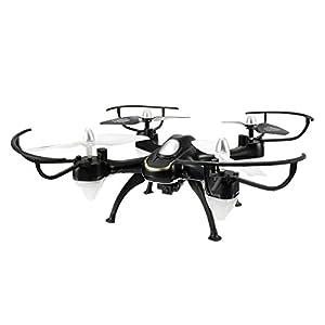 Quadcopter With 2.0MP HD Camera, EACHINE E33C Headless Mode RC Quadcopter Drone RTF Mode 2