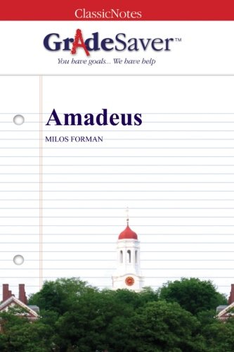 Amadeus Scenes 1-10 Summary and Analysis | GradeSaver