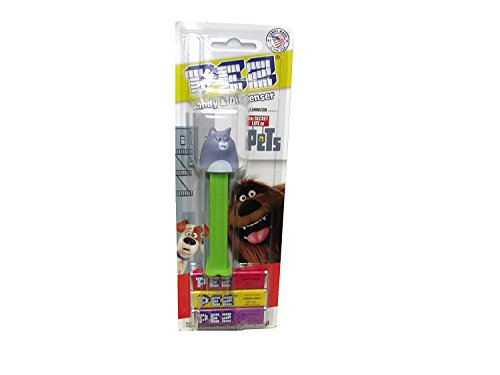 [Pez Dispenser The Secret Life of Pets Chloe Cat Kids Toddlers Teens Candy] (Cats Musical Halloween Costumes)