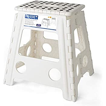 Amazon Com Boraam 36324 Step Stool 24 Inch White