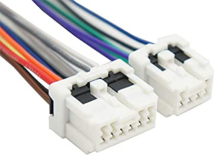 FidgetGear - Arnés de Cables estéreo Original para Nissan Xterra X ...