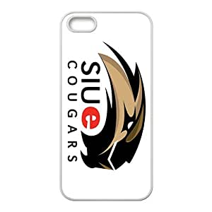 NCAA Siu Edwardsville Cougars Primary 2007 White For SamSung Galaxy S5 Phone Case Cover