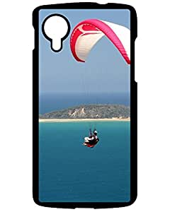 Best 9489858ZF396541607NEXUS5 Hot Tpu Cover Case For LG Google Nexus 5 Case Cover Skin - Paragliding MLB Iphone Cases's Shop