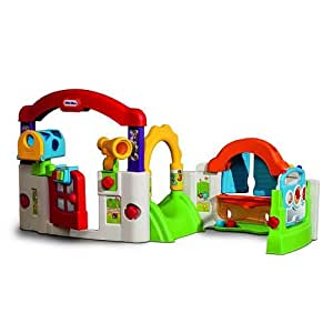 Little Tikes Discoversounds Activity Garden Play Centre By Little Tikes Toys Games