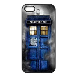 Cyber Monday Store Customize Doctor Who Cellphone Carrying Case for iphone 5 5S JN5S-2269