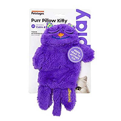 Petstages Cat Pillow – Soft, Soothing, and Comforting Cat Toys