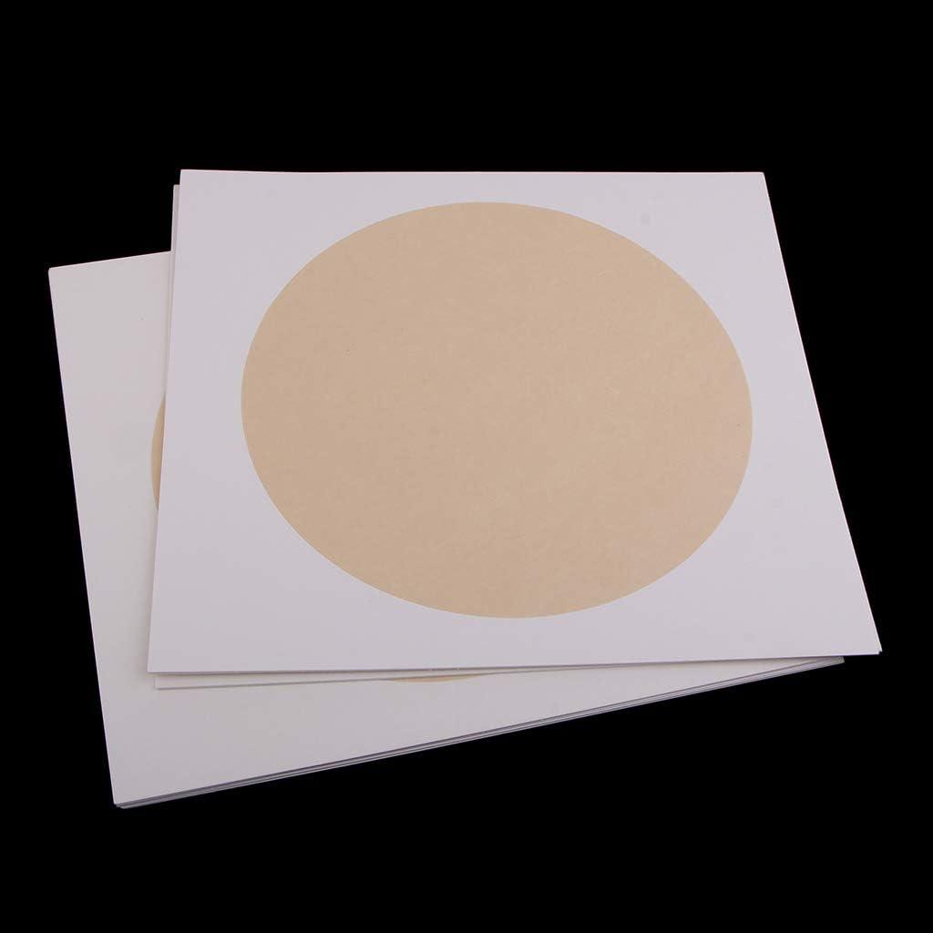 25 x 27 cm 2 Papier Baoblaze 10 St/ücke Xuan Paper Chinesische Handgemachte Kalligraphie Schreibpapier