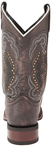 Western tan Boot Spellbound Women's Laredo Black xq6TpER