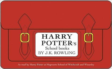 Harry Potter School Book Pack: Amazon.es: Rowling, J. K.: Libros ...