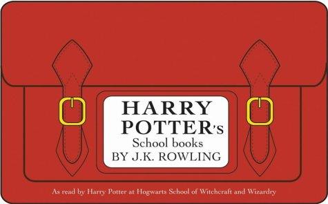 Read Online Harry Potter's School Book Pack pdf